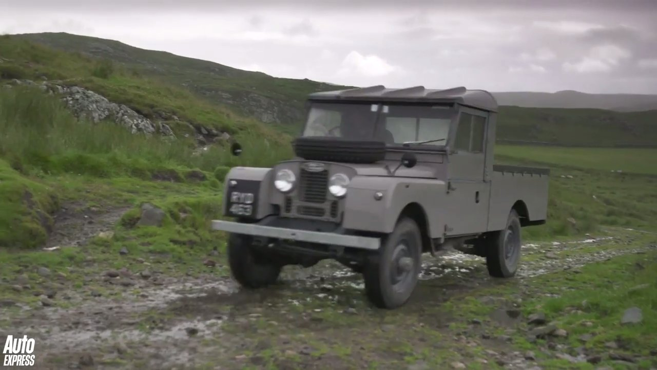 Land Rover Defender: still the best at 60?